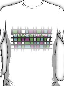 frozen music T-Shirt