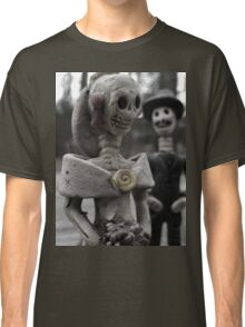 Day of the Dead Bride & Groom Classic T-Shirt