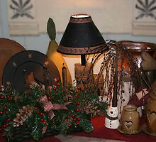 Country Christmas by Brenda Dow