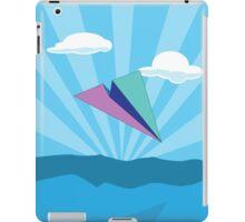 Paper Airplane 78 iPad Case/Skin