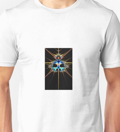 Psychedelic warrior Unisex T-Shirt