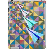 Paper Airplane 70 iPad Case/Skin