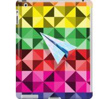 Paper Airplane 68 iPad Case/Skin
