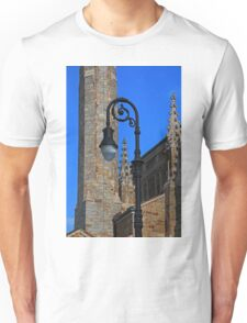 Old West End Our Lady Queen of the Most Holy Rosary Cathedral Light- vertical Unisex T-Shirt