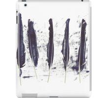Five Ravens iPad Case/Skin
