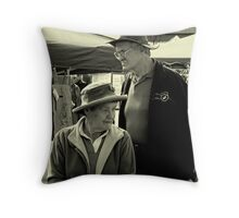 It's Better To Have Loved A Short Girl Than Never To Have Loved At All Throw Pillow