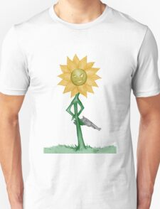 Deadly Sunflower T-Shirt