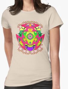 psymantraz Womens Fitted T-Shirt