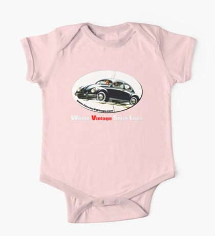 Classic VW BuGs Where Vintage Stock Lives One Piece - Short Sleeve