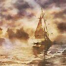 The Yellow Mist by Stefano Popovski