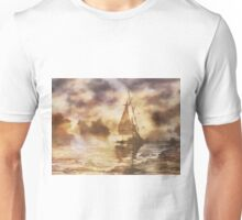 The Yellow Mist Unisex T-Shirt