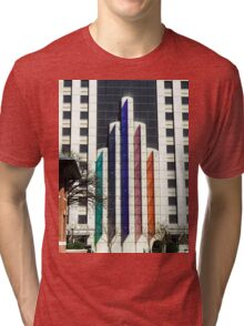 Downtown Fort Worth Tri-blend T-Shirt