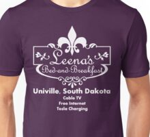 Leena's Bed and Breakfast Unisex T-Shirt