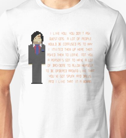 The IT Crowd – I Like That in a Woman Unisex T-Shirt