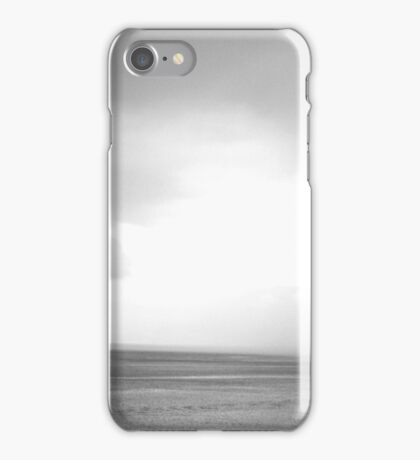 will not cry in public iPhone Case/Skin