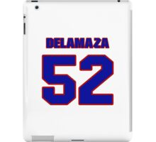 National baseball player Roland DeLaMaza jersey 52 iPad Case/Skin