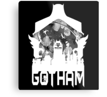 Gotham V2 Metal Print