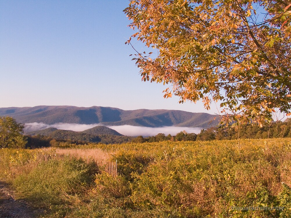 Pownal Valley by thewaterfallhunter