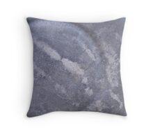 Exposing Tin Throw Pillow