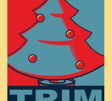 Trim the Tree by SquareDog