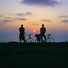 End of a Great Day by John Butler