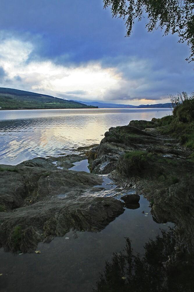 Loch Fyne, Western Scotland by Gordon Christie