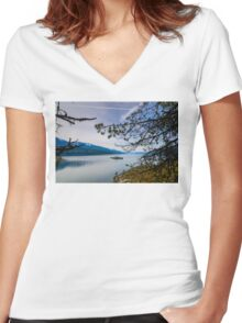 Open Country Women's Fitted V-Neck T-Shirt