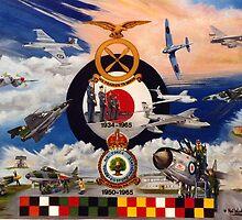 Boys of the RAF by Woodie