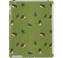 Hedgehog Garden Pals!  iPad Case/Skin