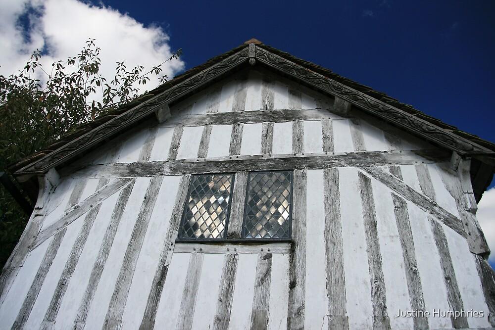 Brockhampton Manor House by Justine Humphries