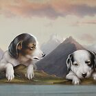 The Dogs Rest by Manndi