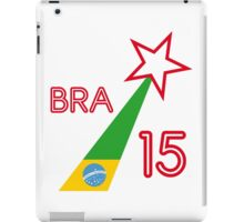 BRAZIL STAR iPad Case/Skin