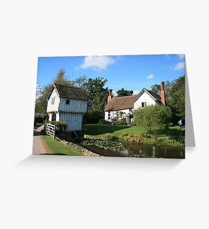 Brockhampton Estate Greeting Card