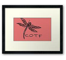 Pink COTF Framed Print