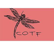 Pink COTF Photographic Print