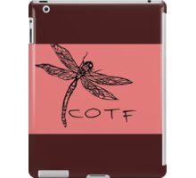 Pink COTF iPad Case/Skin