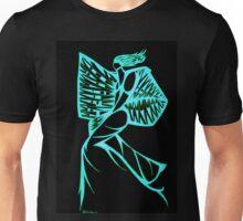 Blue Warrior Princess  Unisex T-Shirt