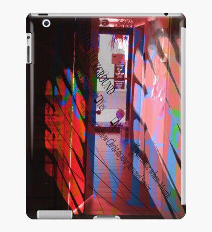 Born-Again iPad Case/Skin