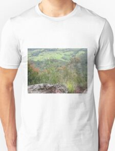 the top of the mountain to you .. ! Unisex T-Shirt