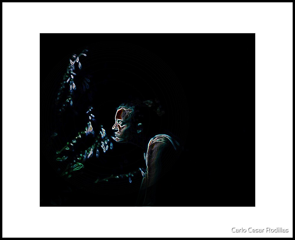 The Midnight Scent by Carlo Cesar Rodillas