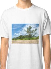 Windswept Beach Classic T-Shirt