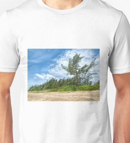 Windswept Beach Unisex T-Shirt