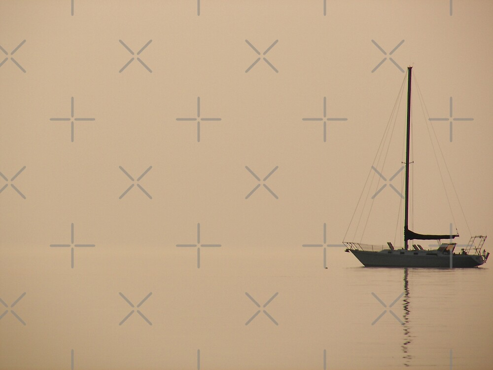 Nautical Haze by Maria Dryfhout