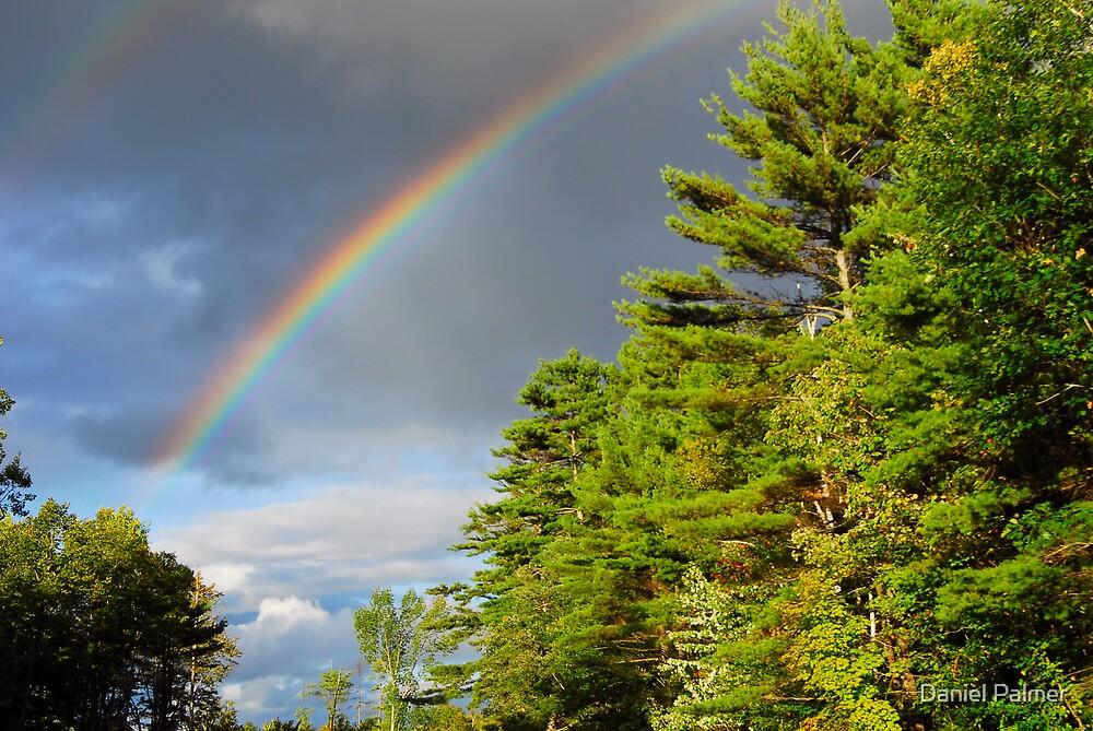 Double Rainbow by Daniel Palmer