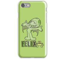 Felix the Cthulhu iPhone Case/Skin