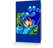 Rockman Greeting Card