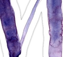 Alphabet M Sticker