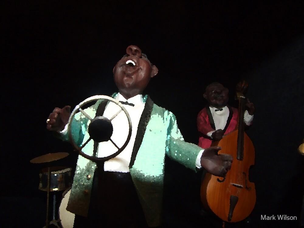 Jazz Singer by Mark Wilson