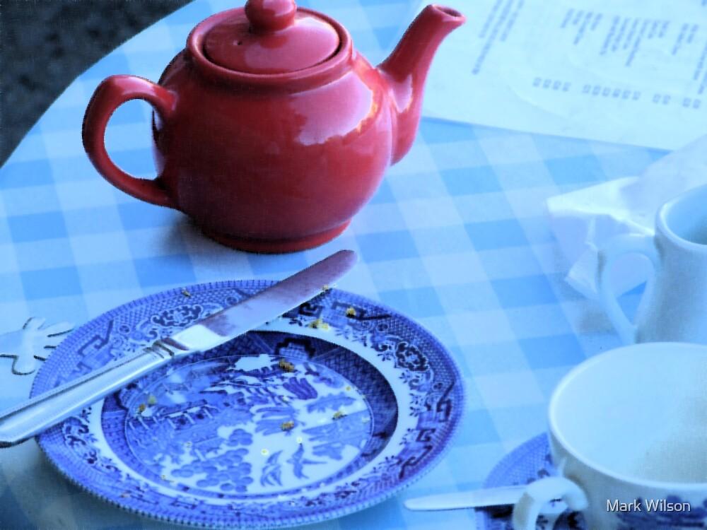 Tea Break by Mark Wilson