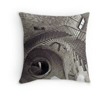 The Twist In The Tale Throw Pillow